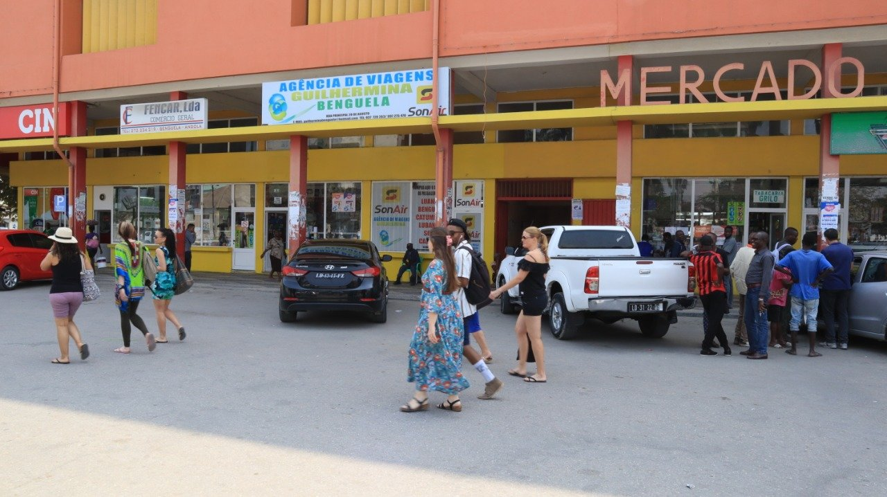 They also enjoyed walks around the city of Benguela where they spent most their trip.