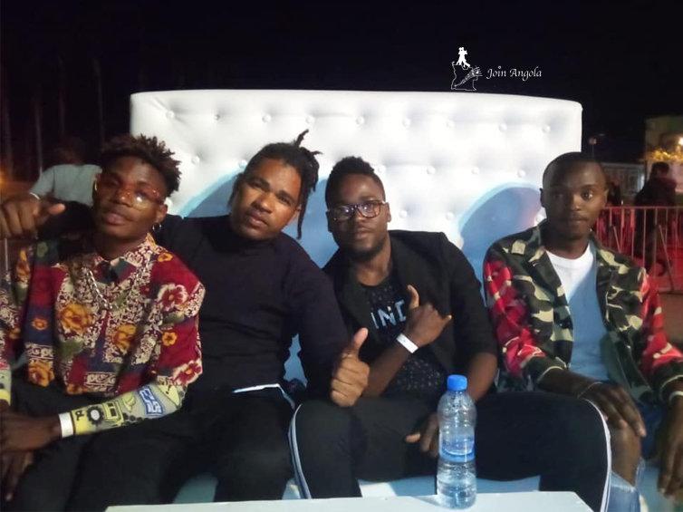 Ego do Tchan, Eddy Muchiila and Bikwary