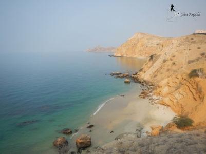 Praia Caotinha, in the South of Benguela.